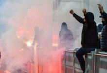 تأجيل انطلاق لقاء سانت إيتيان وأنجيه في الدوري الفرنسي ساعة بسبب الجماهير