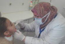 """""""حياة كريمة"""" بالمنيا.. تنظيم قافلة طبية لأهالى قرية جبل الطير بمركز سمالوط"""