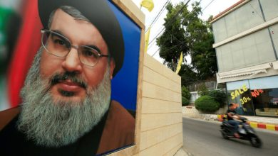 نصر الله يبعث برسالة تهديد إلى إسرائيل